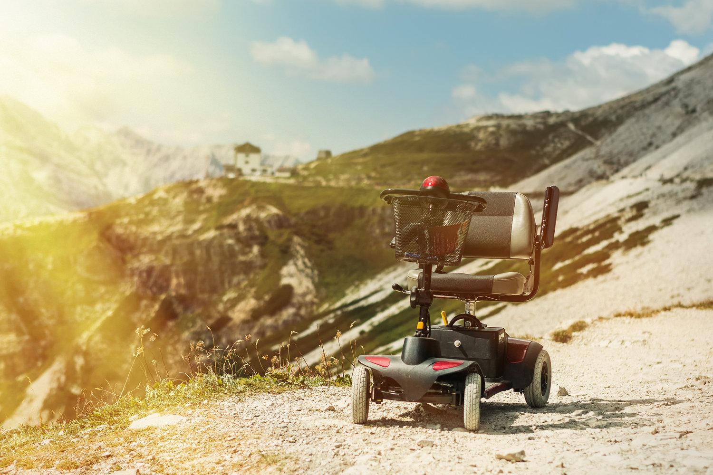 baterías para sillas de ruedas eléctricas y scooters de movilidad reducida