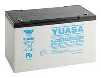 baterías para sillas de ruedas eléctricas. Batería NPC100-12I